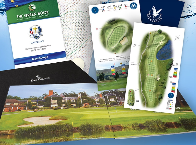 Golf Collateral