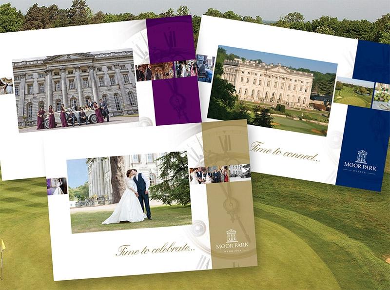 Moor Park Brochures