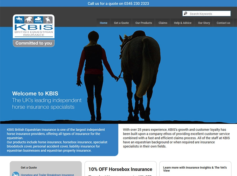 KBIS Website
