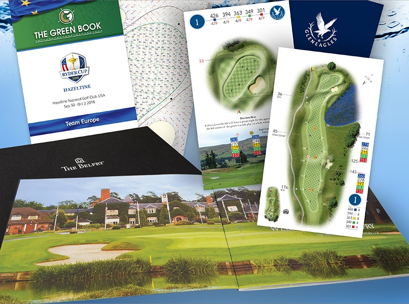 GOLF COURSE COLLATERAL