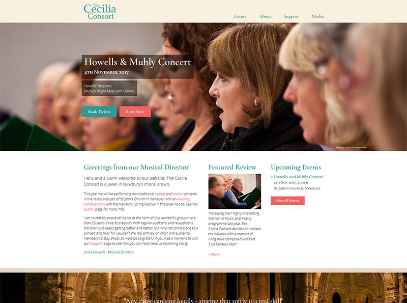 THE CECILIA CONSORT